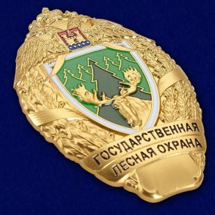 Знак Лесной охраны в Военпро