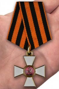 Заказать знак ордена Святого Георгия 4 степени