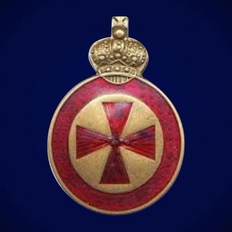 Знак ордена Святой Анны 4 степени (на оружие)