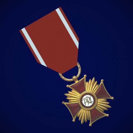 Золотой Крест Заслуги (Польша)