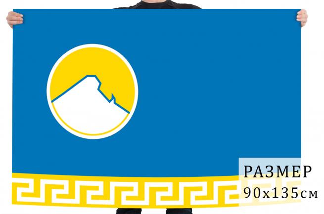 Флаг Иволгинского муниципального района