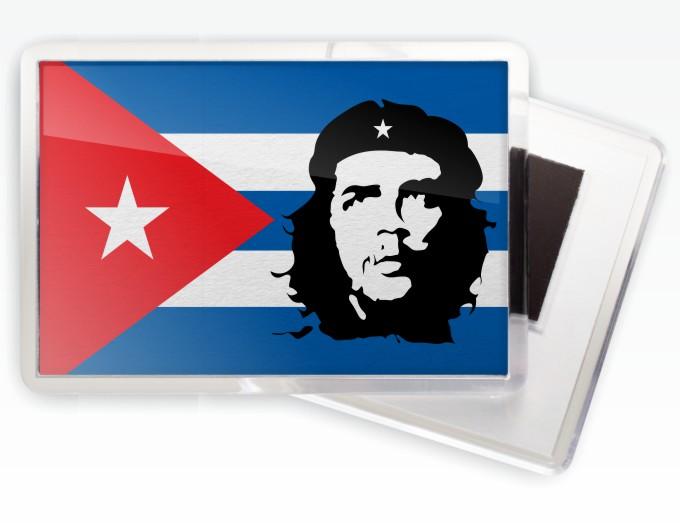 Магнитик Флаг Кубы «Че Гевара»
