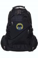Удобный городской рюкзак с нашивкой Спецназ ГРУ