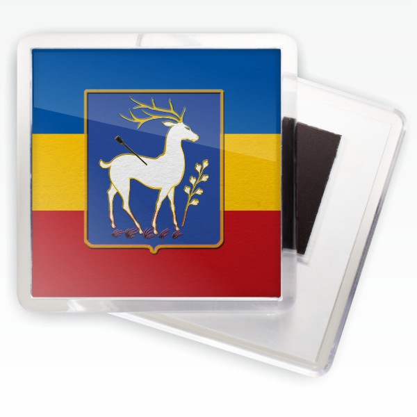 Магнитик «Казачий Флаг»