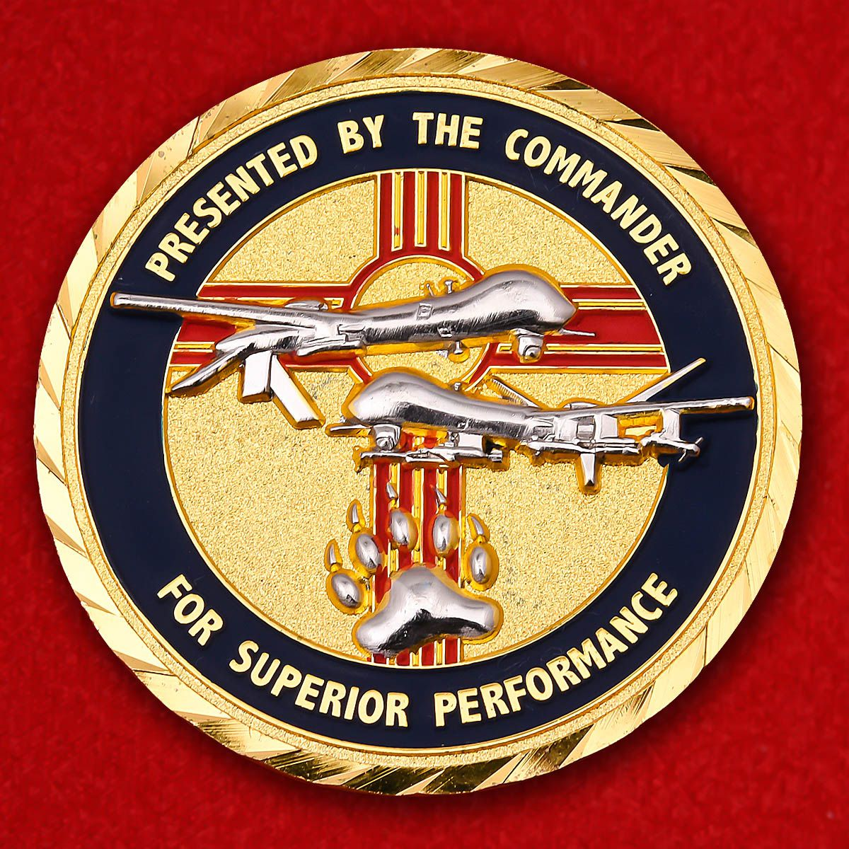 49th Wing Challenge Coin
