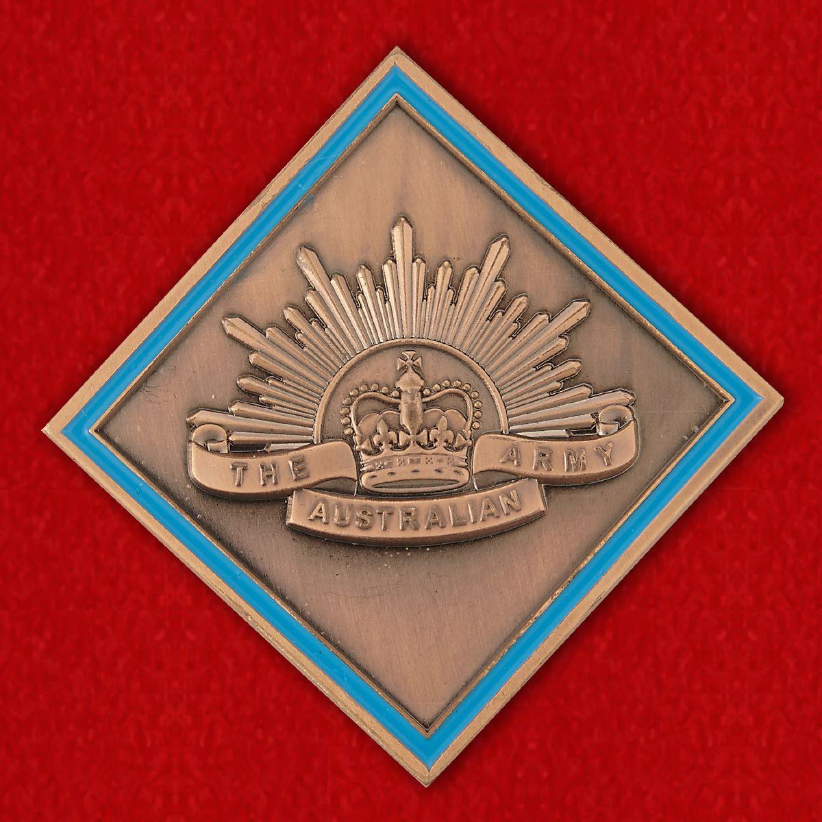 7th Brigade Australian Army Challenge Coin