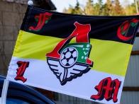 Флаг Имперка Логомотив