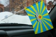 Флажок в машину с присоской ВВС СССР