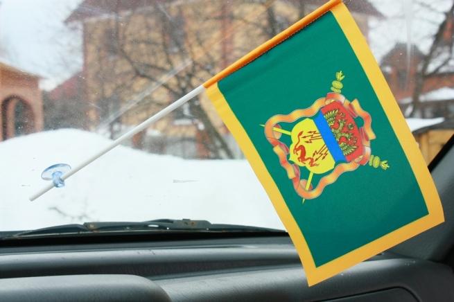 Флажок в машину с присоской Забайкальской казачье войско