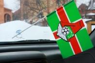 Флажок Локомотив крест