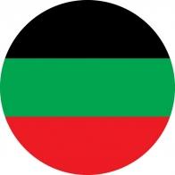 Наклейка «Флаг войска Терского»