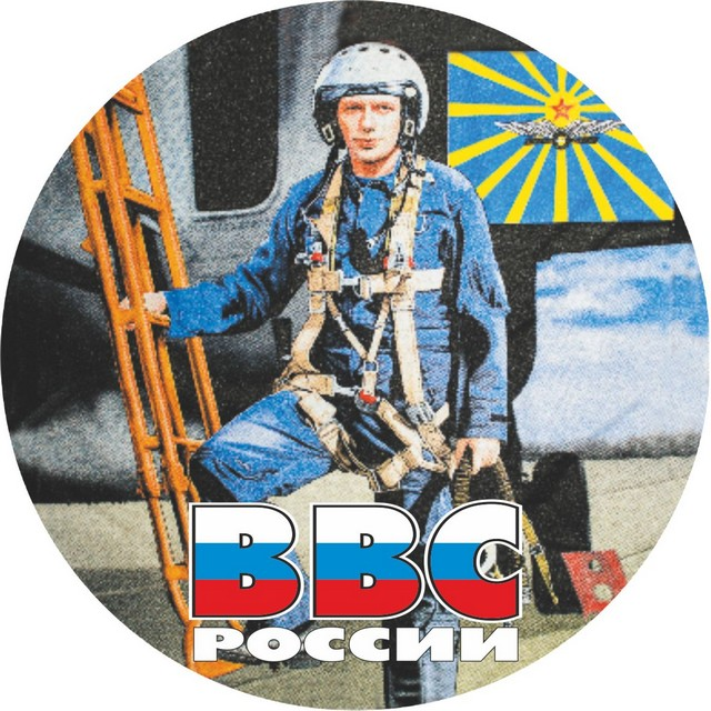 Наклейка ВВС «Лётчик»