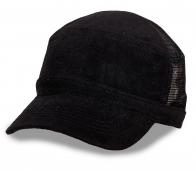 А ты готов к лету? Однотонная черная кепка - современная модель по демократичной цене. Фирменные вещи могут быть доступными, заказывай!