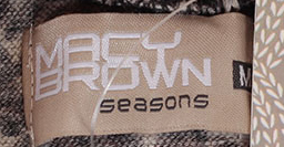 Аккуратная и стильная туника Macy Brown.