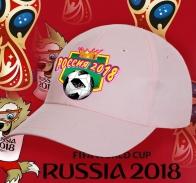 Актуальная бейсболка для болельщиц Россия-2018