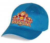 """Актуальная бейсболка """"Russia Матрешки"""". Мега-популярная модель отличного качества по лучшей цене"""