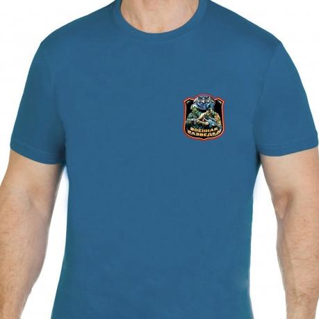 Актуальная футболка военного разведчика