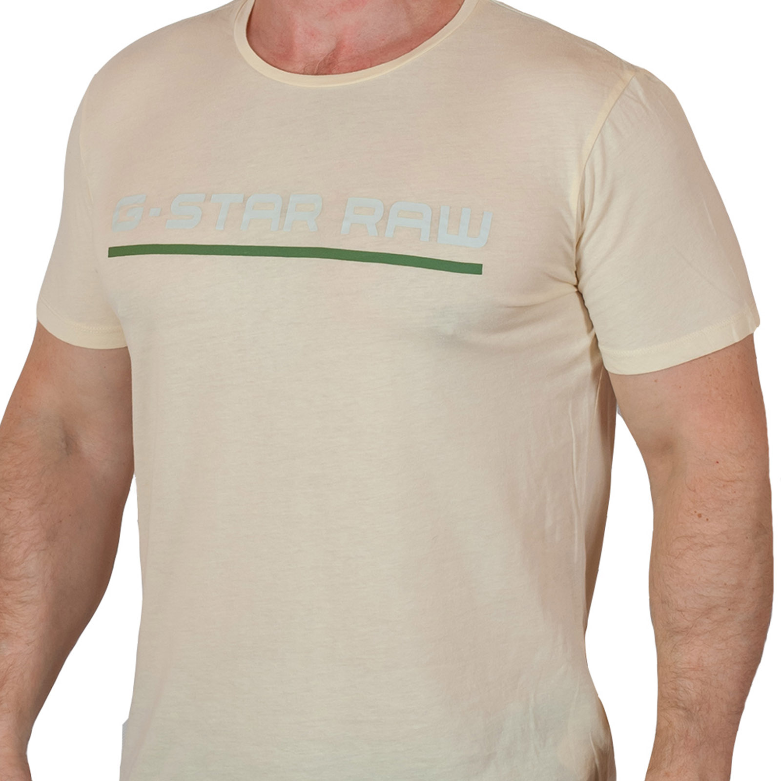 Актуальная мужская футболка от G-Star Raw® N473