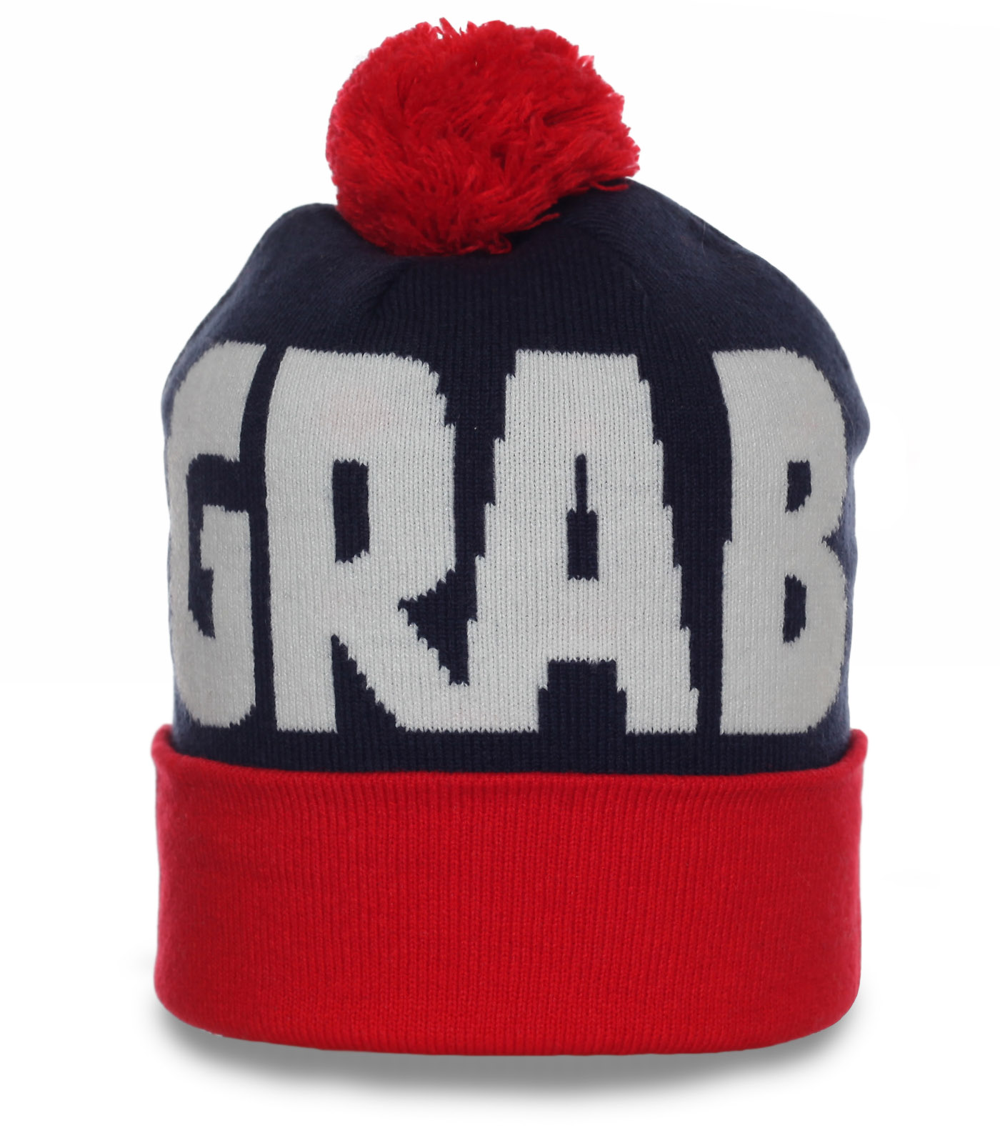 Актуальная мужская шапка Grab. То, что нужно для любой погоды. Надежно согреет и позволит выделиться. Мода и комфорт совместимы, заказывай!