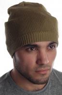 Актуальная универсальная мужская шапка отличный вариант