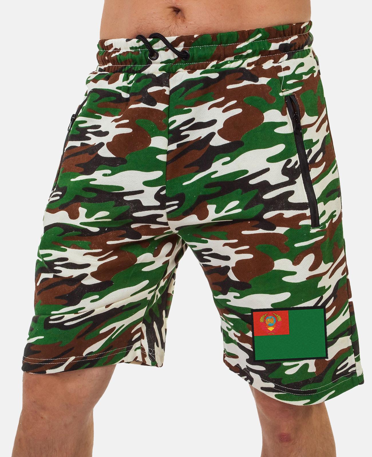 Мужские шорты, камуфляж по низким ценам