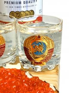 Подарочный алкогольный набор Советский