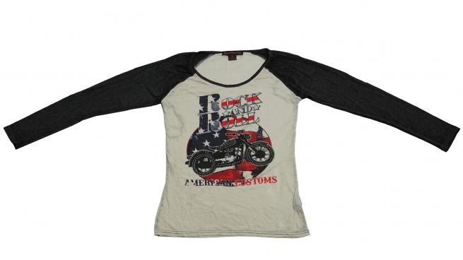 Американская кофточка Rock&Roll CowGirl  для девушек с изюминкой