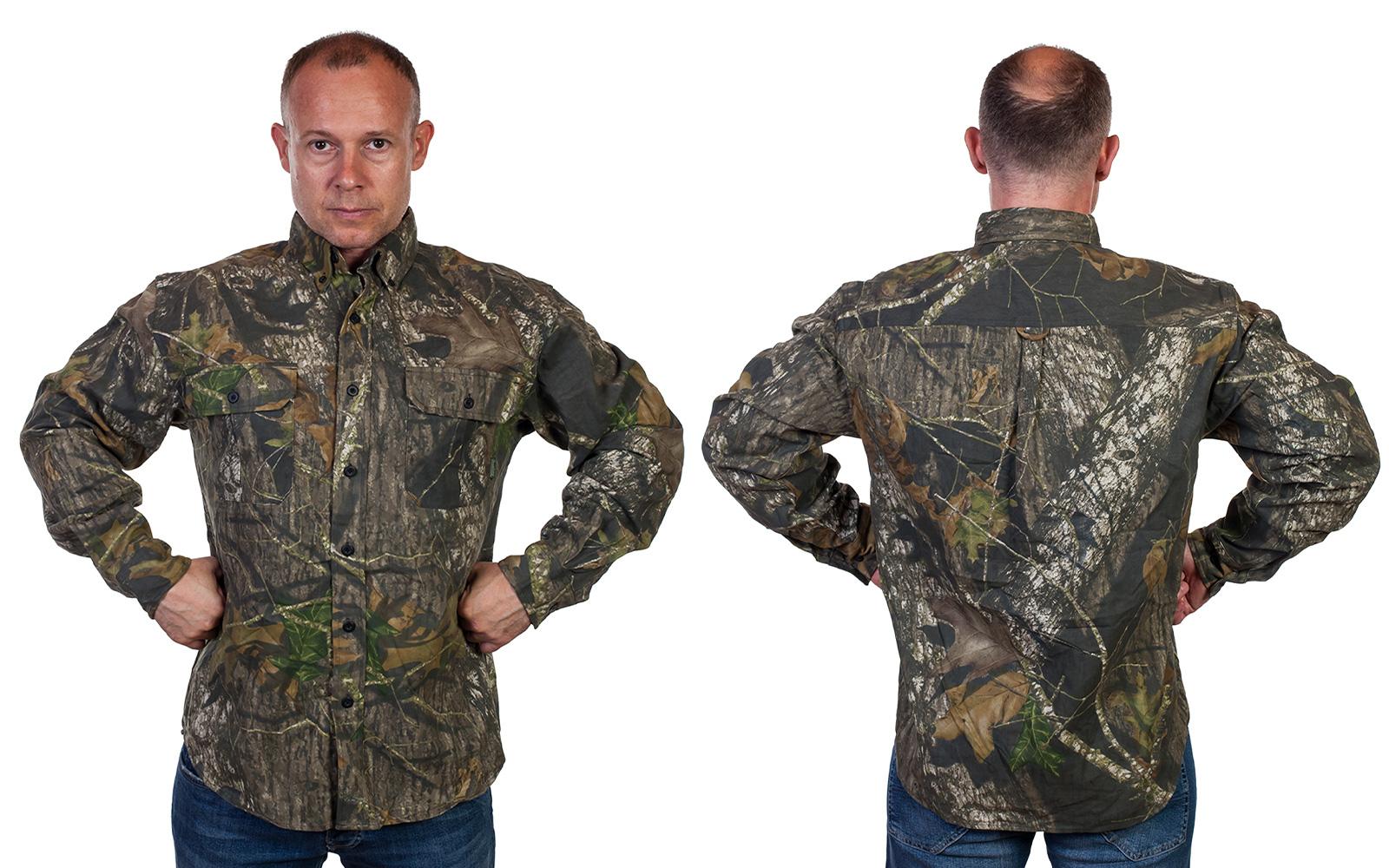 Американская рубашка от Mossy Oak