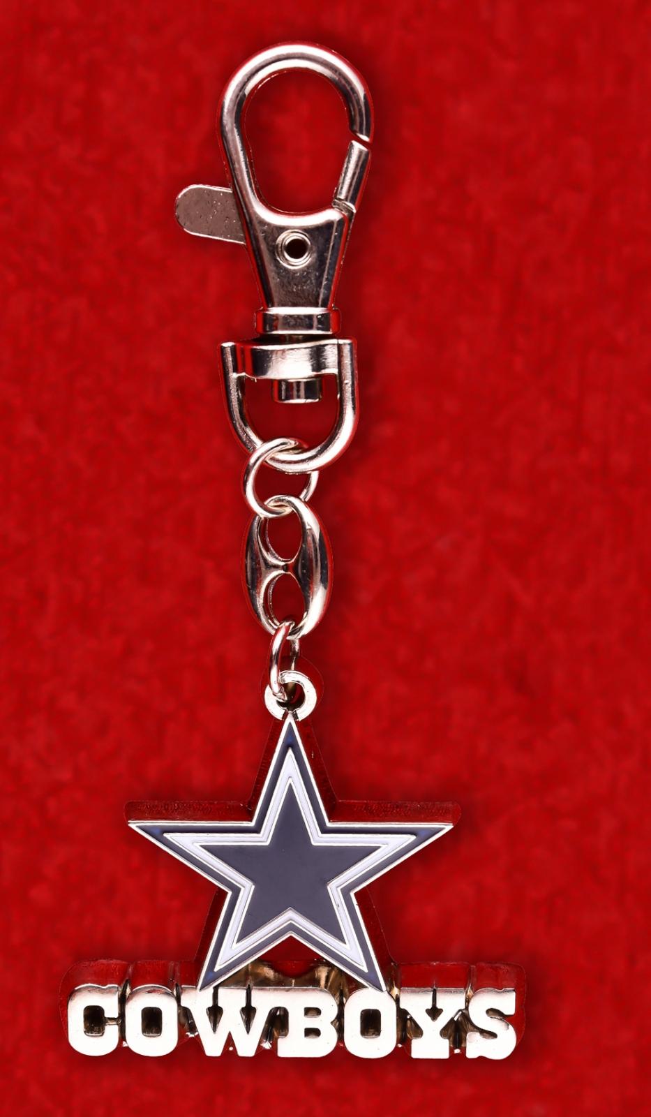"""Американский брелок """"Cowboys"""""""