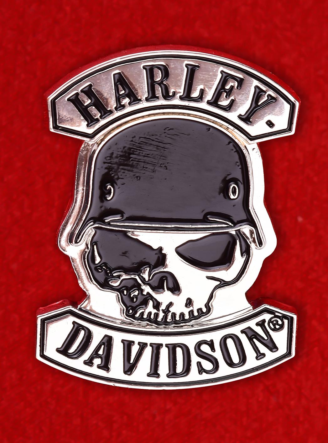"Американский значок ""Harley-Davidson"""