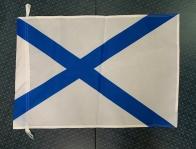 Андреевский флаг Размер: 40х60см