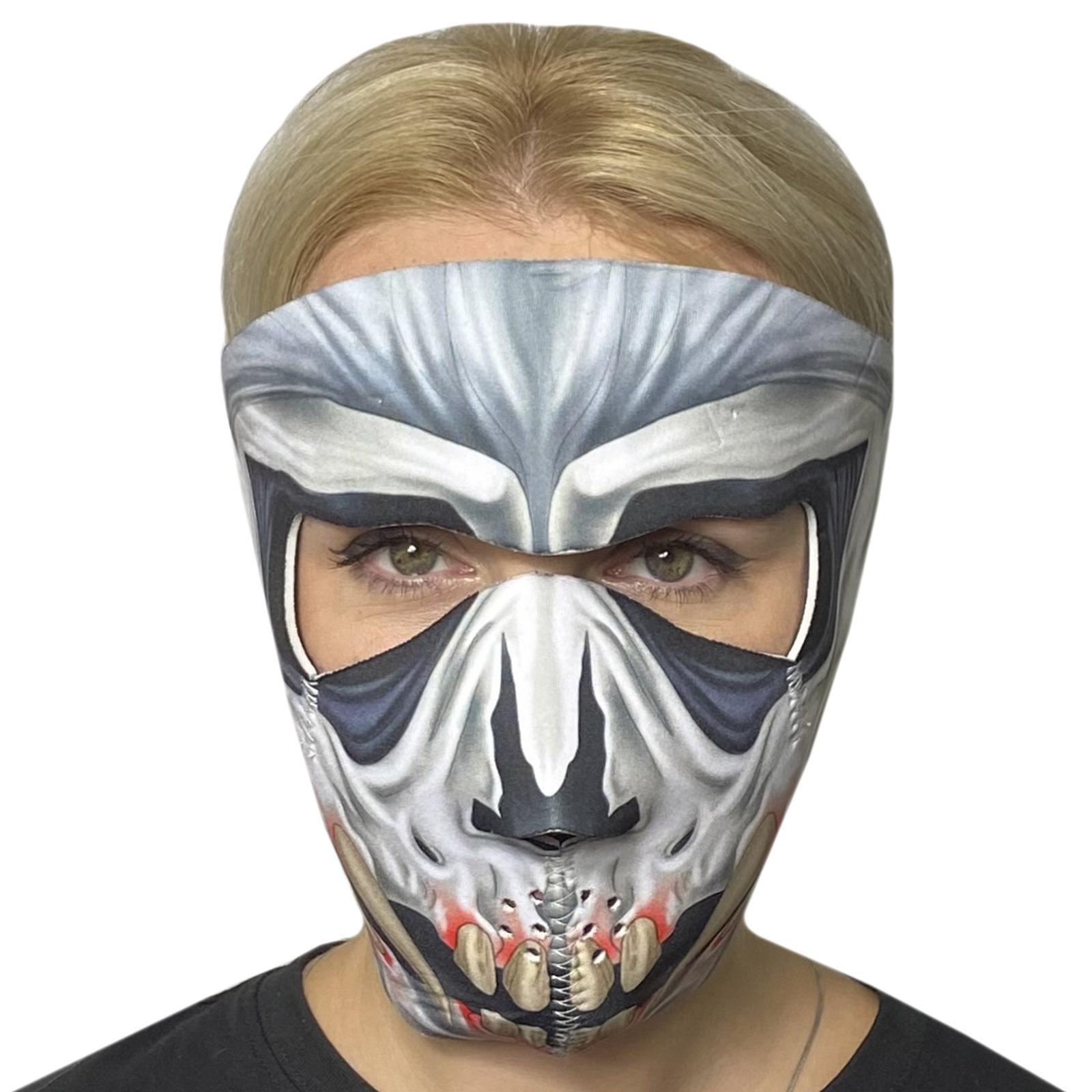 Антивирусная маска с крутым дизайном Wild Wear Soul Reaver