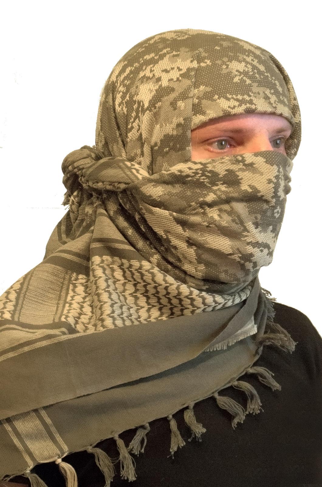 Арафатка военная (камуфляж)