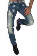 Потертые мужские джинсы Armani Jeans