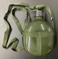 Армейская алюминиевая фляжка