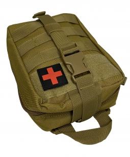 Армейская аптечка первой помощи (хаки-песок)