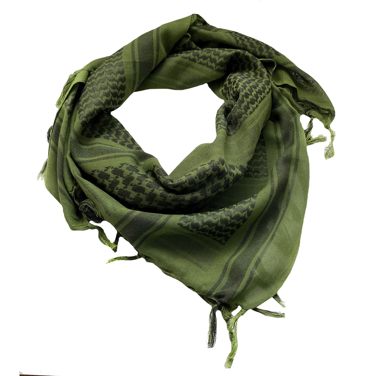Армейская арафатка (зелёная) - купить онлайн