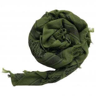 Армейская арафатка (зелёная) - высокое качество