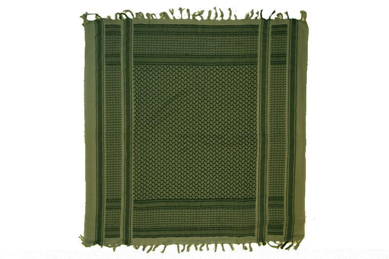 Армейская арафатка (зелёная)