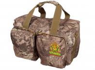 Армейская дорожная сумка Погранвойска - купить онлайн