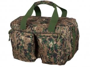 Армейская дорожная сумка с нашивкой ВКС