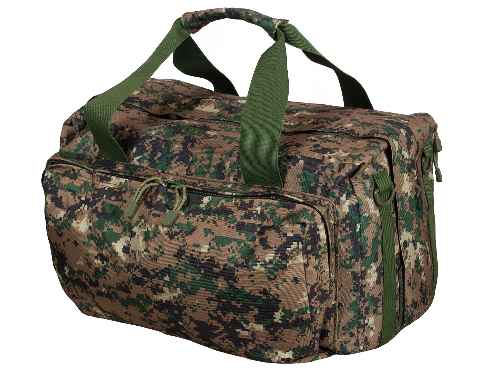 Сумки камуфляжные армейские по низким ценам с доставкой