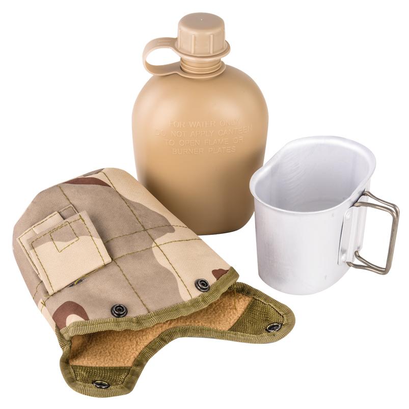Армейская фляга с котелком с доставкой