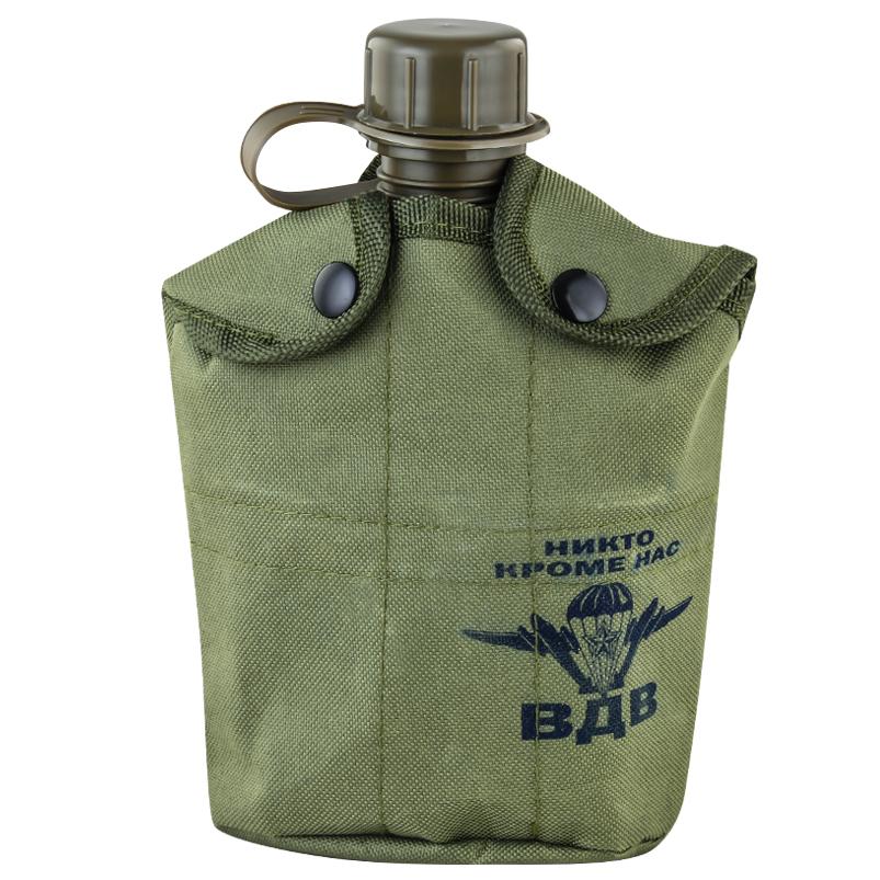 Армейская фляга в термочехле с символикой ВДВ