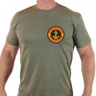 Армейская футболка с эмблемой Морской пехоты