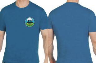 """Армейская футболка с вышивкой """"22 гв. ОБрСпН"""""""