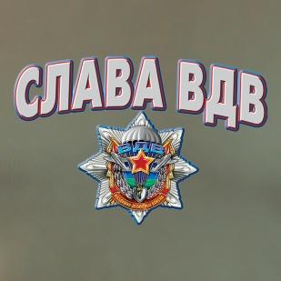 """Армейская футболка """"Слава ВДВ"""""""