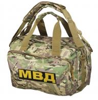 Армейская камуфляжная сумка-рюкзак МВД