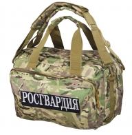 Армейская камуфляжная сумка-рюкзак Росгвардия