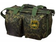 Армейская камуфляжная сумка-рюкзак с нашивкой Танковые Войска